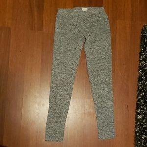 Pants - Heather hatchi knittights